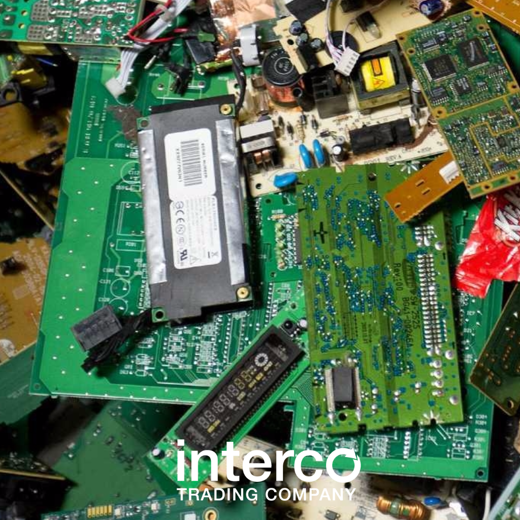 Recycling Printed Circuit Boards PCB