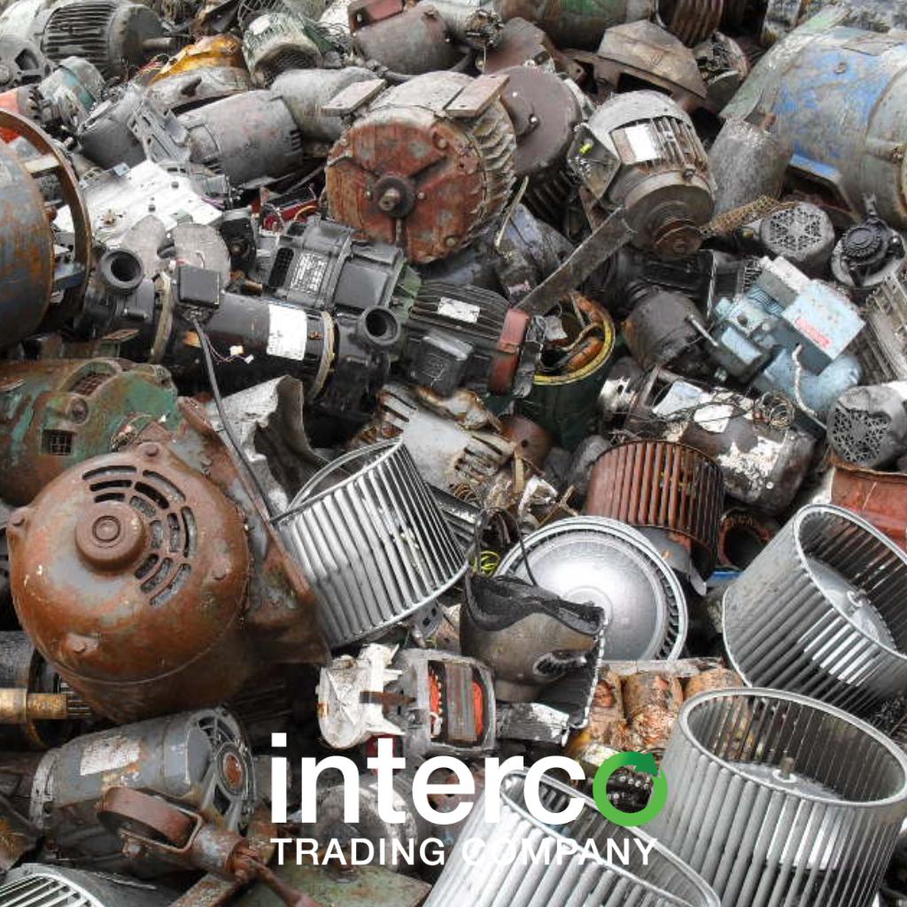 Reputable ISRI Electric Motors Recycler