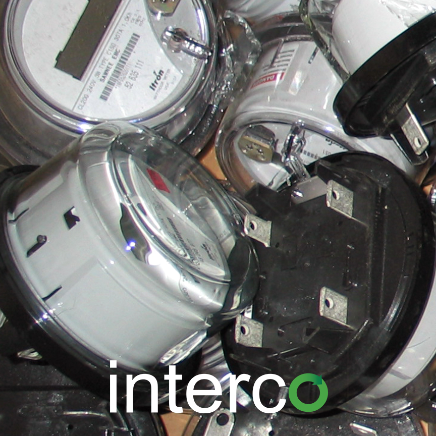 Recycling Utility Meters