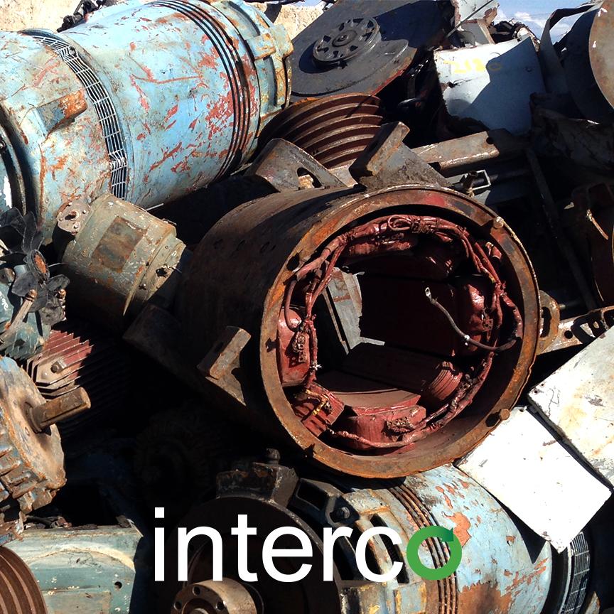 Scrap Electric Motor Recycling Company