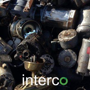 Scrap Electric Motors Processing Facility