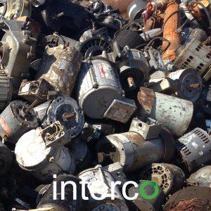 Certified Scrap Electric Motors Recycler