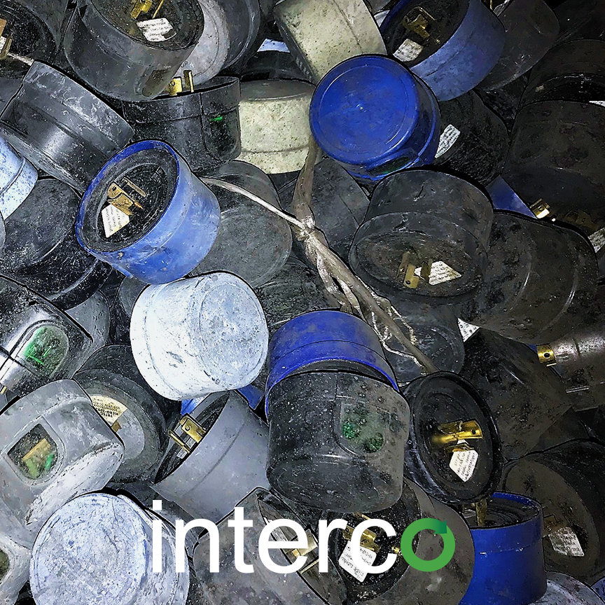 Scrap Utility Meters Disposal Services