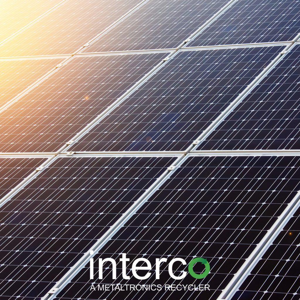 Reputable ISRI PV Solar Panel Modules Recycler