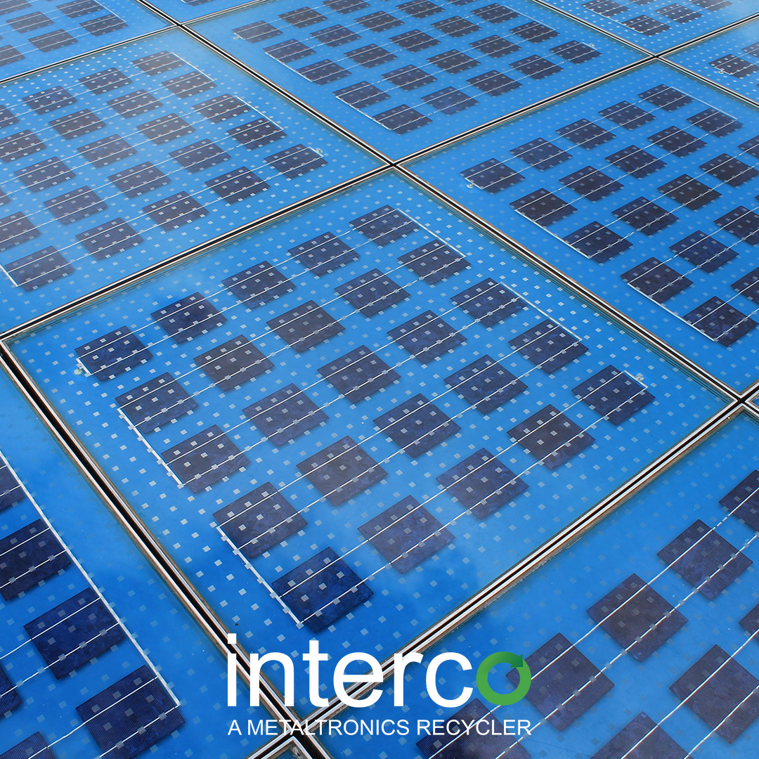 Companies that Recycle Scrap PV Solar Panel Modules