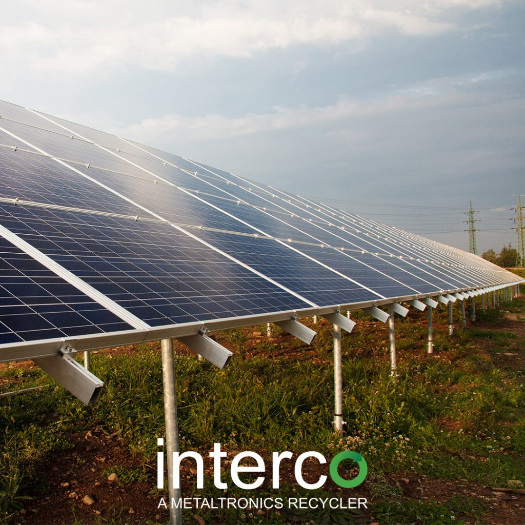Best Company to Recycle Scrap PV Solar Panel Modules
