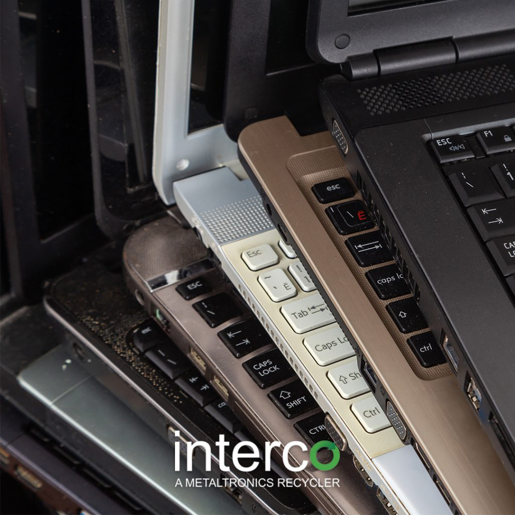 Scrap Laptop Recycling Company