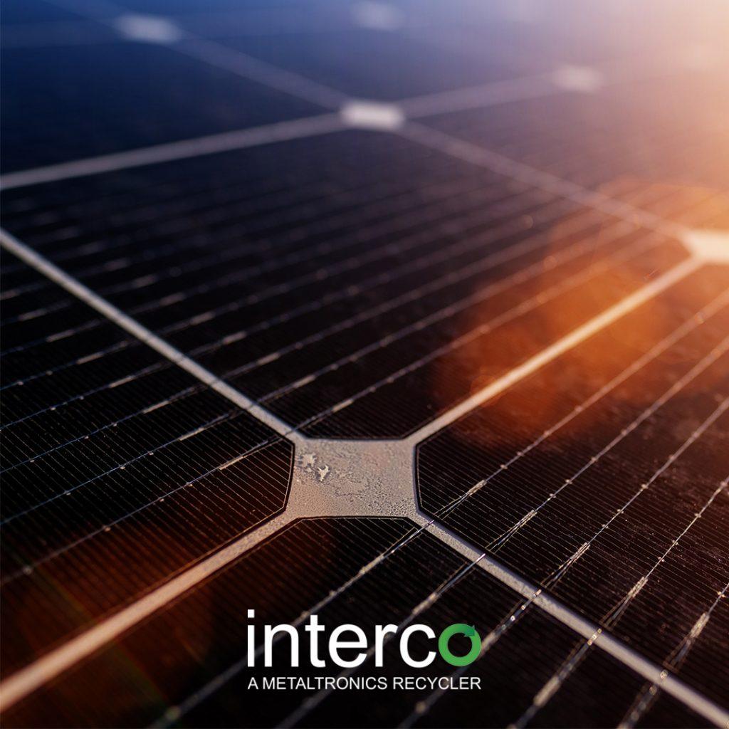 Scrap Solar Panels Recycling Company