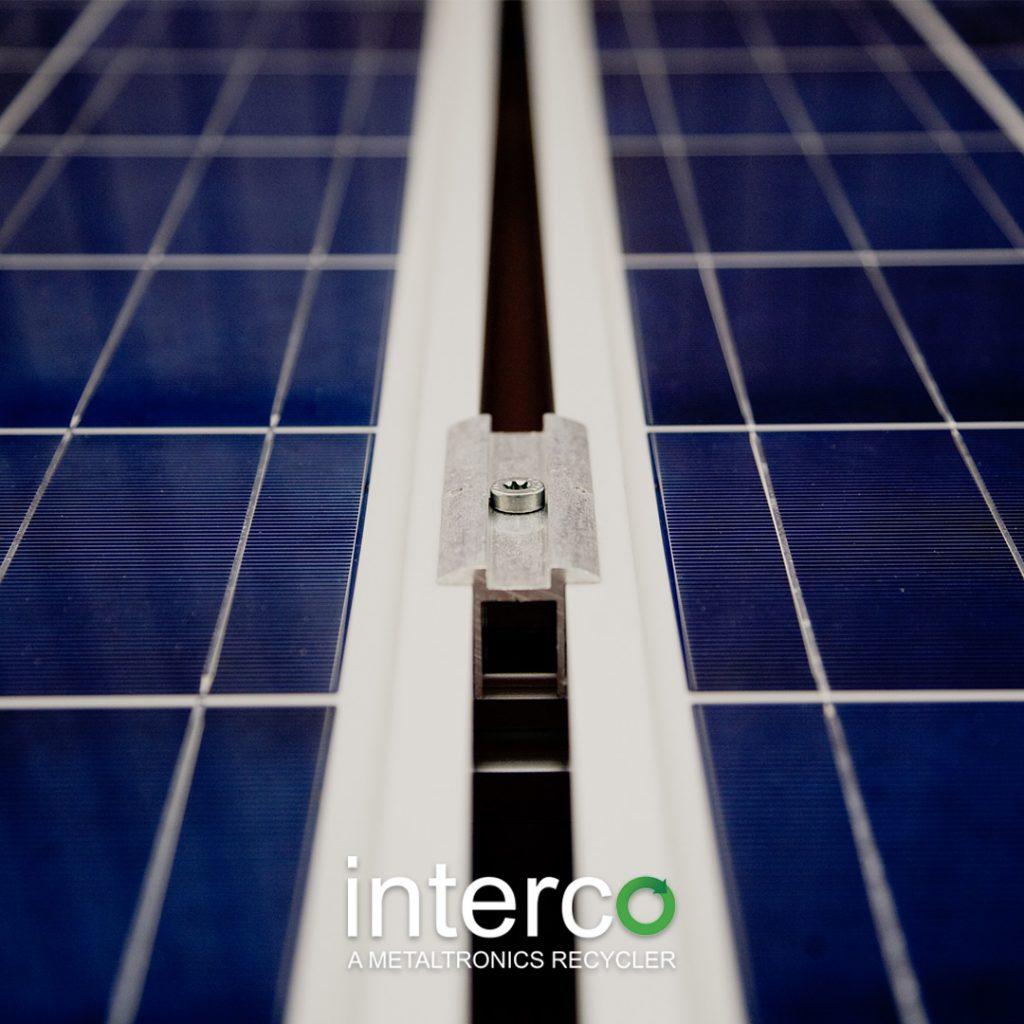 Scrap Solar Panels Salvage Company