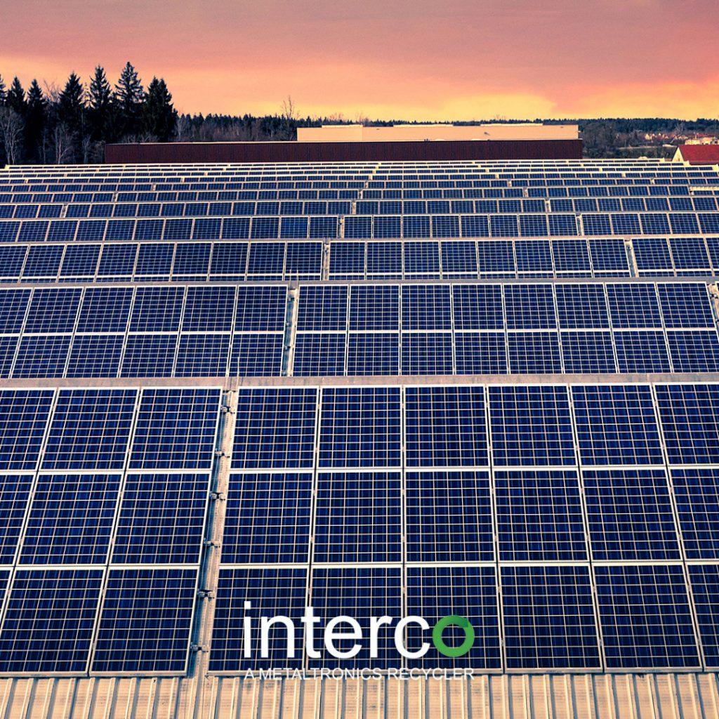Sell Scrap Solar Panels